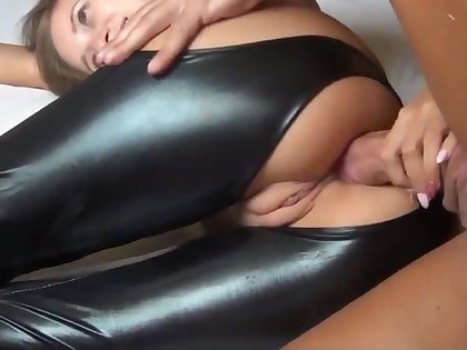 Swedish chick fucked in anal